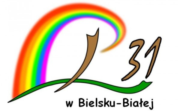 Logo szkoły Przedszkole nr 31 w Bielsku-Białej