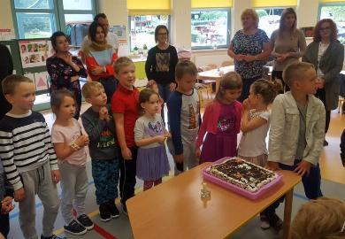Obrazek galerii Dzień Przedszkolaka - spotkanie z Rodzcami w Muchomorkach