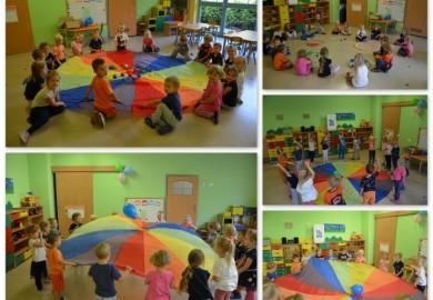 Obrazek galerii Krasnale obchodzą (ty)dzień Przedszkolaka