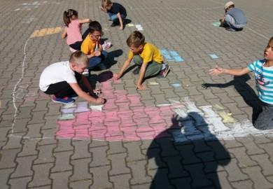 Obrazek galerii Gumisie świętują Ogólnopolski Dzień Przedszkolaka