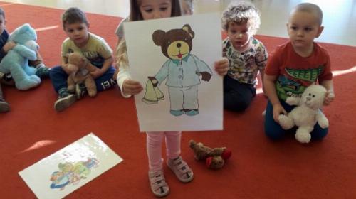 Obrazek galerii Dzień Pluszowego Misia w ELFACH