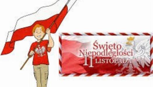 Obrazek newsa Piątek 8.11. - wspólne śpiewanie hymnu